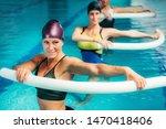 Aqua Aerobic Training With...