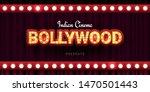 bollywood indian cinema. movie... | Shutterstock .eps vector #1470501443