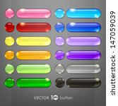 set of blank web buttons for... | Shutterstock .eps vector #147059039
