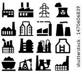 industrial factories vector...   Shutterstock .eps vector #1470606839