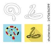 vector design of mammal and...   Shutterstock .eps vector #1470656399