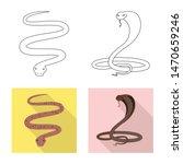 vector illustration of mammal...   Shutterstock .eps vector #1470659246