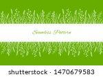 art green botanic hand drawn... | Shutterstock .eps vector #1470679583