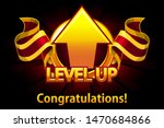 level up icon  game screen....