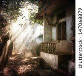 vintage urban abstract... | Shutterstock . vector #147068879
