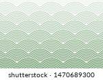 curve waves geometric pattern...   Shutterstock .eps vector #1470689300