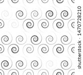 dot pattern  seamless... | Shutterstock .eps vector #1470728210