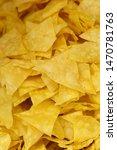 mexican nachos multicolor salty ...   Shutterstock . vector #1470781763