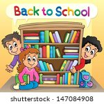 image with pupil theme 6  ... | Shutterstock .eps vector #147084908
