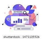 keyword research program flat...