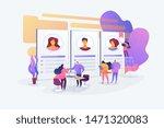 recruitment and employment... | Shutterstock .eps vector #1471320083