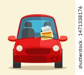 parking violation ticket fine...   Shutterstock .eps vector #1471338176