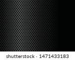 black abstract polygonal... | Shutterstock .eps vector #1471433183