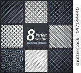 elegant masculine seamless...   Shutterstock .eps vector #147144440