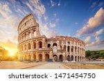 coliseum or flavian