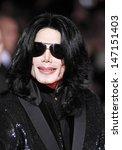 London. Uk. Michael Jackson Ou...