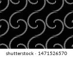 dotted seamless pattern....   Shutterstock .eps vector #1471526570
