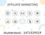 affiliate marketing trendy... | Shutterstock .eps vector #1471529519