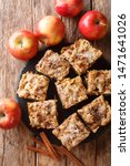 Homemade Apple Blondies With...