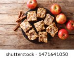 Sliced Apple Blondies With...