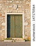 green door | Shutterstock . vector #147170564