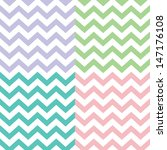 popular zigzag chevron pattern | Shutterstock .eps vector #147176108