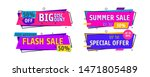 sale label for banner and...   Shutterstock .eps vector #1471805489