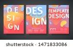 set of template design of...   Shutterstock .eps vector #1471833086