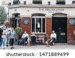 london  uk   july 16  2019 ... | Shutterstock . vector #1471889699