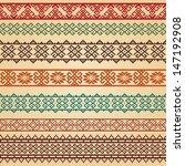 border decoration elements... | Shutterstock .eps vector #147192908