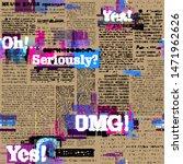 seamless background pattern.... | Shutterstock .eps vector #1471962626