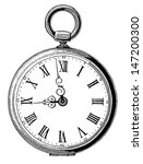 antique pocket watch | Shutterstock . vector #147200300