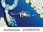 thailand mother's day... | Shutterstock .eps vector #1472092970