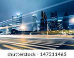 the modern building of the... | Shutterstock . vector #147211463
