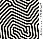 vector seamless pattern. modern ... | Shutterstock .eps vector #1472133629