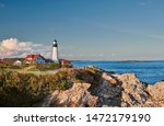 Portland Head Lighthouse At...