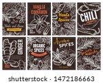 sketch vector design templates...   Shutterstock .eps vector #1472186663