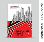 real estate multi color... | Shutterstock .eps vector #1472270390