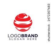 global eagle logo vector...   Shutterstock .eps vector #1472307683