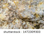 yellow rock layer surface... | Shutterstock . vector #1472309303