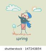 spring | Shutterstock .eps vector #147243854