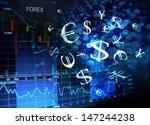 forex screen   Shutterstock . vector #147244238