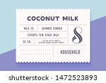vintage minimal label. set of... | Shutterstock .eps vector #1472523893