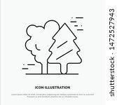 alpine  arctic  canada  pine... | Shutterstock .eps vector #1472527943
