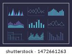 modern infographic design chart ...   Shutterstock .eps vector #1472661263