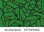 abstract green and black pattern | Shutterstock . vector #147269363