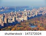 New York City Skyscrapers In...