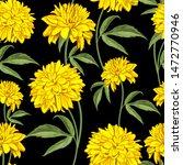 The Flowers Are Chrysanthemum...