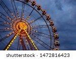 Big Ferris Wheel On A...