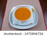 mercimek corbas   lentil soup... | Shutterstock . vector #1472846726